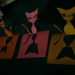 子猫三姉妹